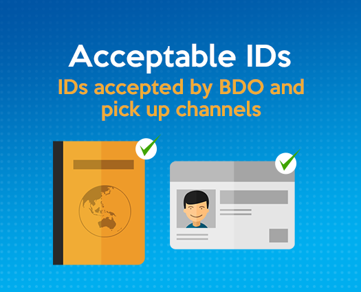 Forex Acceptable IDs