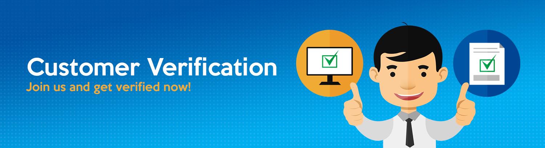 Forex Customer Verification